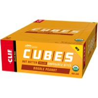 Clif Bar Endurance Bites - Double Peanut Butter (Box of 12)