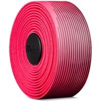 Fizik Vento Microtex Tacky Bi-Color Handlebar Tape - 2.0mm Thick - Pink Fluo/Black