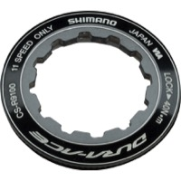 Shimano Hyperglide Cassette Lockrings - Dura-Ace R9100 (11 Speed)