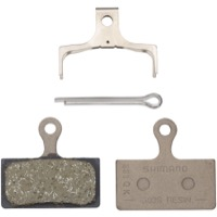 Shimano Disc Pads - G03S Resin/Steel Back (M9000/9020/985/8000/785/615/666/S700/R785/RS785)