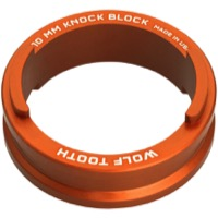 Wolf Tooth Trek Knock Block Headset Spacers - Each (Orange)