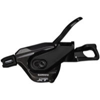 Shimano SL-M8000 XT I-Spec B Single Shifters - Direct Attach - Left Only, 2/3 Speed (Black)