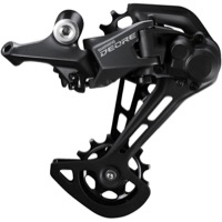 Shimano RD-M5100 Deore Rear Derailleur - 11 Speed - Long Cage for 1x11, SGS (Black)