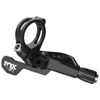 Fox Racing Shox Transfer Post Remote Levers 2021 - 1x Remote, Under Bar, Left Side (Black)