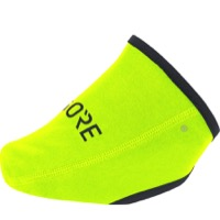 Gore C3 WINDSTOPPER Toe Covers 2020 - Neon Yellow - Size 42-47 (Neon Yellow)