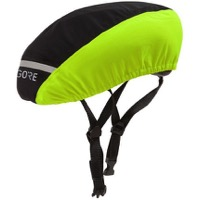Gore C3 GORE-TEX Helmet Cover - Neon Yellow/Black - Large (Neon Yellow/Black)
