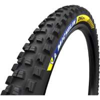 "Michelin DH34 Tubeless Ready 29"" Tire - 29 x 2.4"" (Folding Bead)"