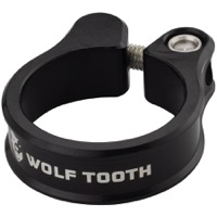 Wolf Tooth Components Seatpost Clamp - 28.6mm (Black)