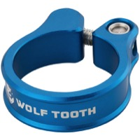 Wolf Tooth Components Seatpost Clamp - 28.6mm (Blue)
