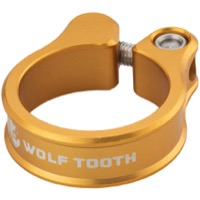 Wolf Tooth Components Seatpost Clamp - 28.6mm (Gold)