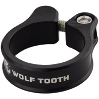 Wolf Tooth Components Seatpost Clamp - 38.6mm (Black)
