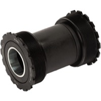 Kogel T47 Internal to DUB Bottom Bracket - T47-DUB Spindle, Road (Black)