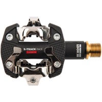 Look X-Track Race Carbon Ti Pedals - Pair (Black)