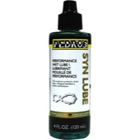 Pedro's Syn Performance Wet Lube - 4 oz Squeeze Bottle