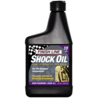 Finish Line Shock Oil - 10wt