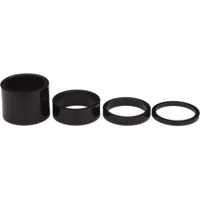 Chris King Headset Spacer Kits - Black - 1 1/8