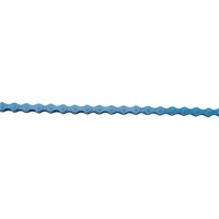 "KMC Z410 1spd Chain - 1/8"" Single Speed (Blue)"