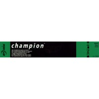 DT Swiss Champion 14 Gauge Black Spokes - 2.0 x 276 mm (Black)