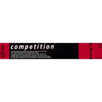 DT Swiss Competition Black Spokes - 2.0 x 297 mm (Black)