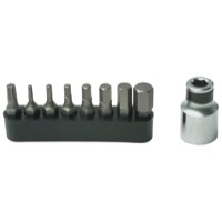 Pedro's Hex Wrench Bit Set - Kit