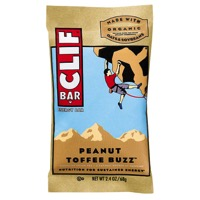 Clif Bar Original Bars - Peanut Toffee Buzz (Box of 12)