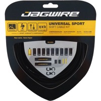 Jagwire Universal Sport Derailleur Cable/Housing - Black