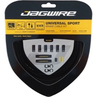 Jagwire Universal Sport Brake Cable/Housing Set - Black