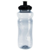 Soma Polypropylene Waterbottle - Clear w/Black Cap