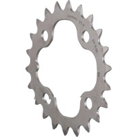 Shimano Deore M532/533/590 Chainrings - 64mm x 22t (Silver)