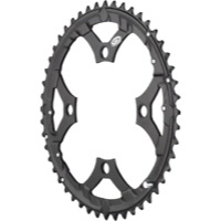 Shimano Deore M532/533/590 Chainrings - 104mm x 48t (Black)