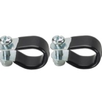 Dimension Seatstay Rack Clamps - Pair