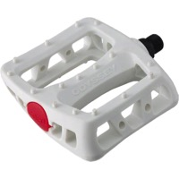 "Odyssey Twisted PC Pedals - 9/16"" - Pair (White)"
