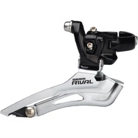 Sram Rival Front Derailleur - 10 Speed - 31.8mm Clamp