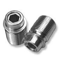 Chris King Fun Bolts & QR Adapters - QR Adapters (Pair)