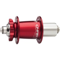 Chris King ISO Disc Rear Hub - Red 32h x 135mm (Quick Release)
