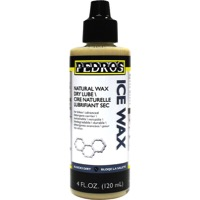Pedro's Ice Wax Dry Chain Lube - 4 oz Squeeze Bottle