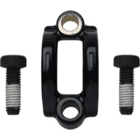 Avid Hydraulic Brake Lever Small Parts - Elixir/Juicy Lever Clamp Kit (Black)
