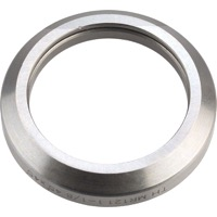"FSA Headset Bearings - FSA Impact 45x45degree 1-1/8"" Bearing, Blk Seal"