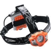 Princeton Tec Apex LED Headlight - Orange