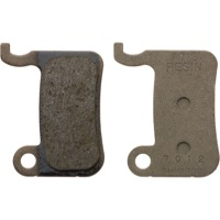 Shimano Disc Pads - A01S Resin/Steel Back (M975/965/800/775/765/665/601/585/545/535)