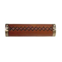 Cardiff Leather Grips - Standard (Brown)