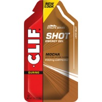 Clif Bar Shot Gels - Mocha w/Caffeine (Single Serving)