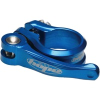Hope Quick Release Seatpost Clamps - 31.8mm (Blue)