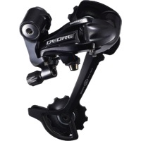 Shimano RD-M591 Deore Rear Derailleurs -  9 Speed  - SGS M591 Long Cage (Black)