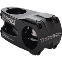 Thomson Elite X4 Mountain Stems - 50mm x 0 Deg x 31.8 Clamp (Black)