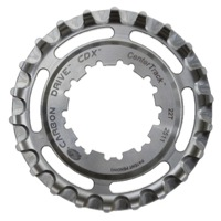 Gates Carbon Drive CDX CenterTrack Rear Cog - 22 Tooth (Hyperglide)