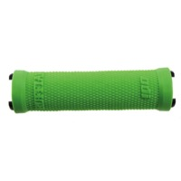 ODI Ruffian Lock-On Grips - Grips Only 130mm (Lime Green)