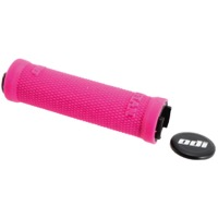 ODI Ruffian Lock-On Grips - Grips Only 130mm (Pink)