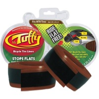 "Mr. Tuffy Original Anti Flat Tire Liners - 26 x 1.95 - 2.5"" (Brown)"