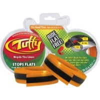 "Mr. Tuffy Original Anti Flat Tire Liners - 700 x 20-25c, 27x1"" (Orange)"